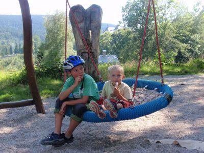 Vycházky do horských hospůdek